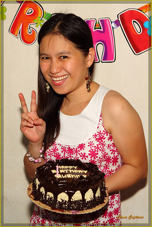 Quennie's Birthday 2011