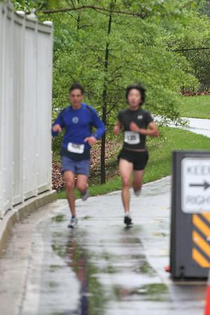 Bethesda Trolley 5 Mile 2008