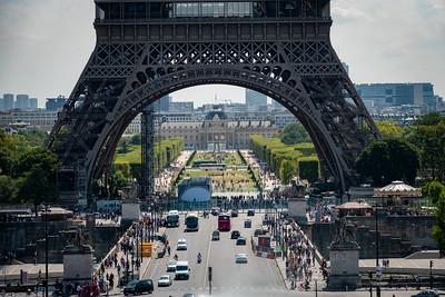 08_Paris - Eiffel Tower - Day