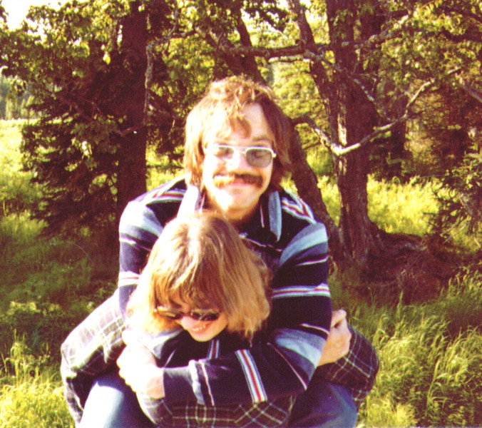 Dave & Connie near Anchor River, July1980.jpg
