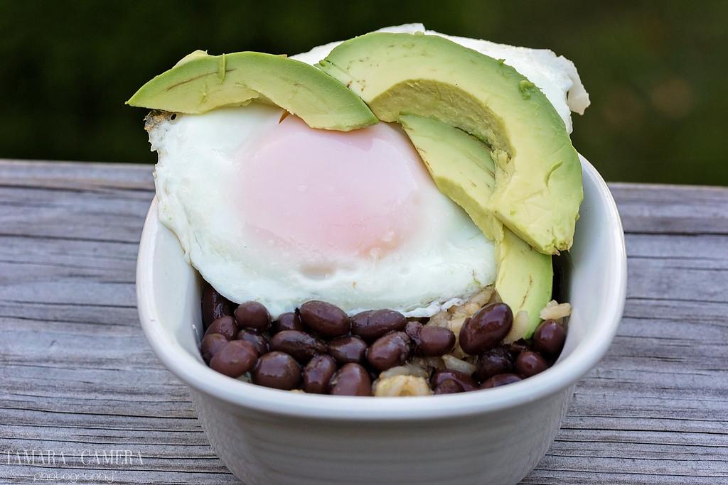 Easy Kid-Friendly Breakfast Rice Bowls
