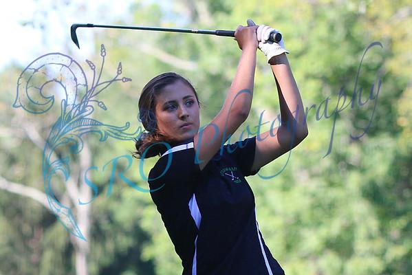 LMHS Girls Golf, Fall, 2015