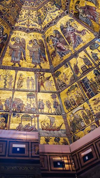 10-04-2018 Day 10 Baptistry Palazzo Vecchio Michelangelo Piazza
