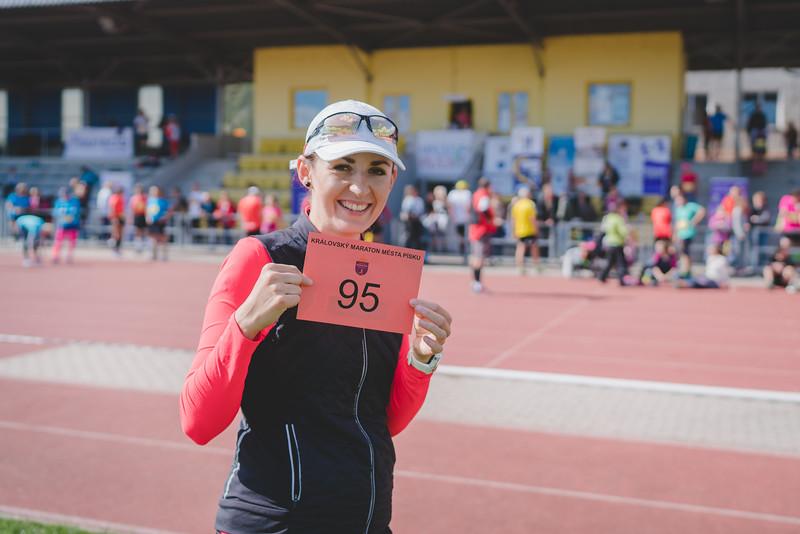 Královský čtvrt-maraton města Písek