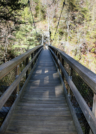 1/6/10 - Tallulah Gorge, Tallulah Falls , GA