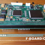 SKU: F-BOARD/CAR, Print Head Carriage Control Board Set for FastCOLOUR Large Format Printer