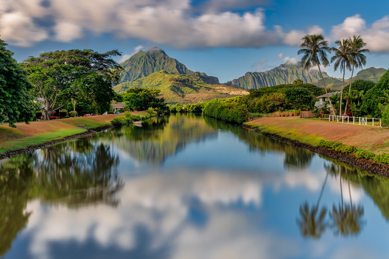 Koolau Reflections