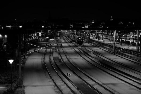 2017 - Denmark - Copenhagen - Osterport Station