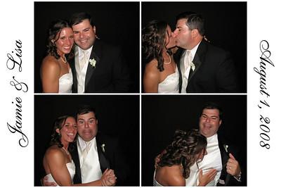 Lisa and Jamie August 1st, 2008