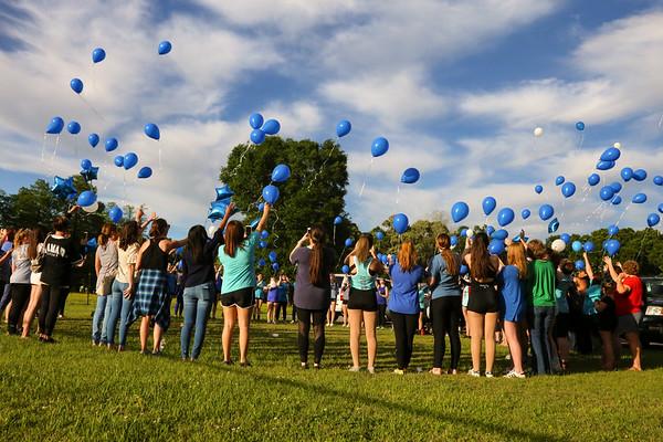 04 - CSPAA Balloon Release for Myles