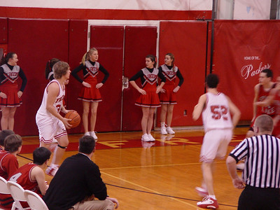 Boys Freshman Basketball - 2/21/2006 Spring Lake RD