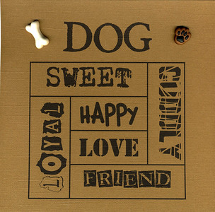 Album - Dog Brag Book