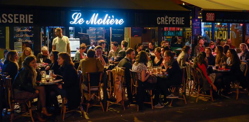 Le Molière on Rue de Buci
