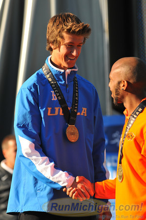 Men's Awards - 2012 NCAA D1 XC Championships