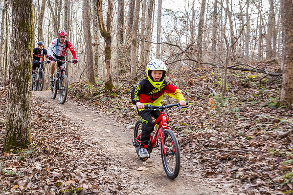 Mill Creek Loop Grand Opening 20160131