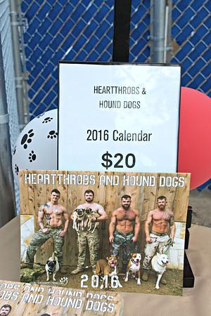 Bastrop Calendar Release Party 2015