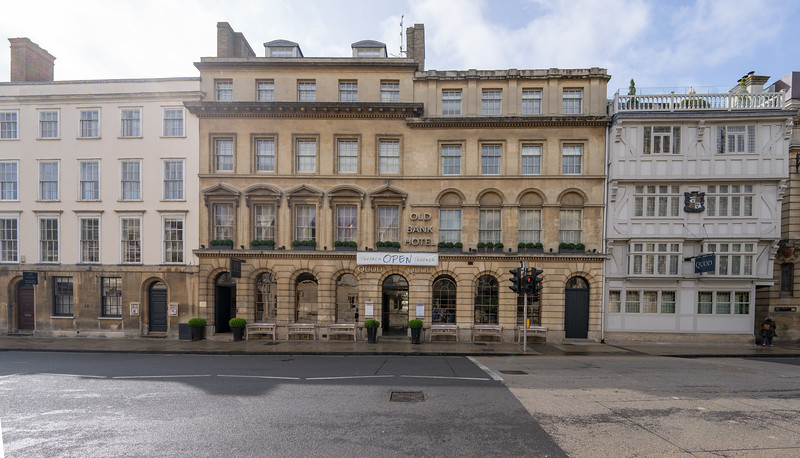 The Old Bank Hotel, Oxford