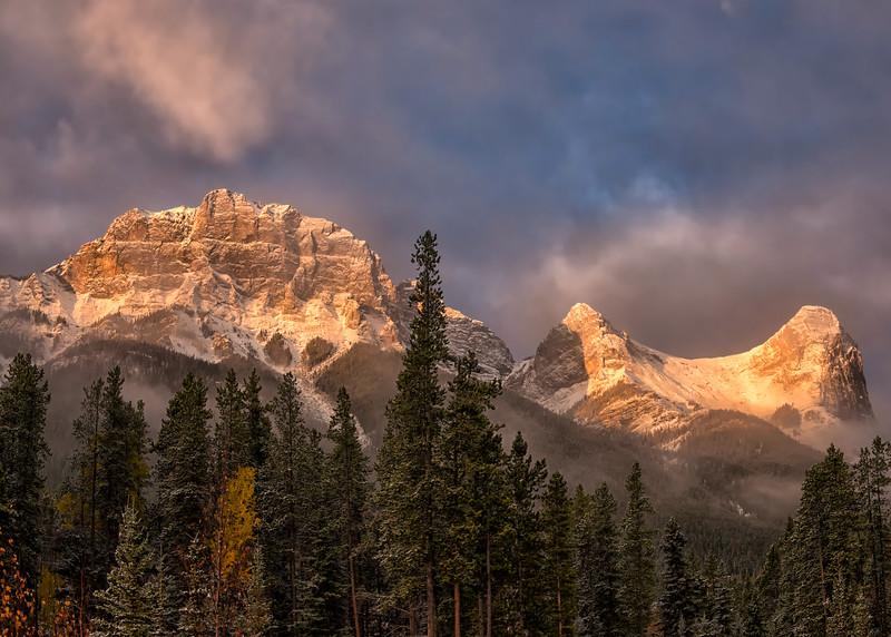 A Mountain Morning