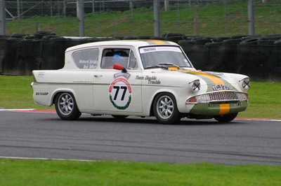 Oulton Park Classic and Historic 29 September 2007