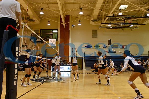Women's Volleyball 10/15/11
