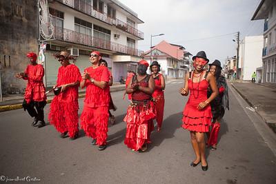 Mardi Gras à Cayenne 2014