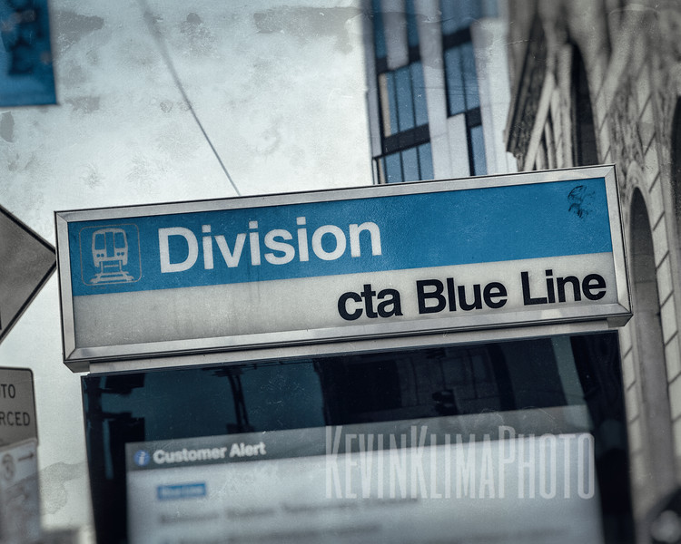 Division - CTA Blue Line