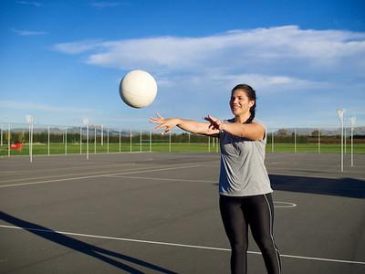 Riana's Netball