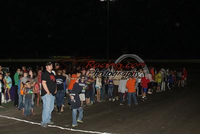Fan Appreciation Night - 8/10/12