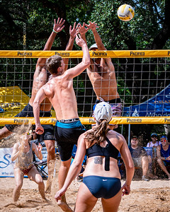 VB CHARITY SPIKE 2019 - Action
