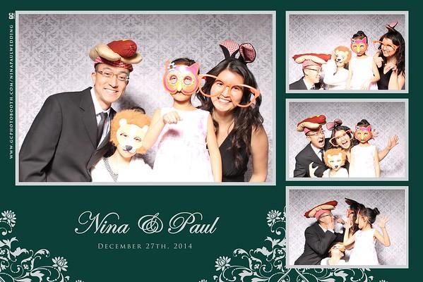Nina and Paul's Wedding