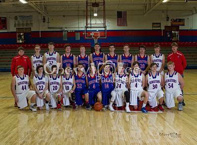 2017-18 JV and Varsity Individual and Team Basketball