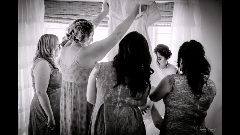 Cody & Jessica Wedding at Winter White Barn Zouls Wedding Photography.mp4