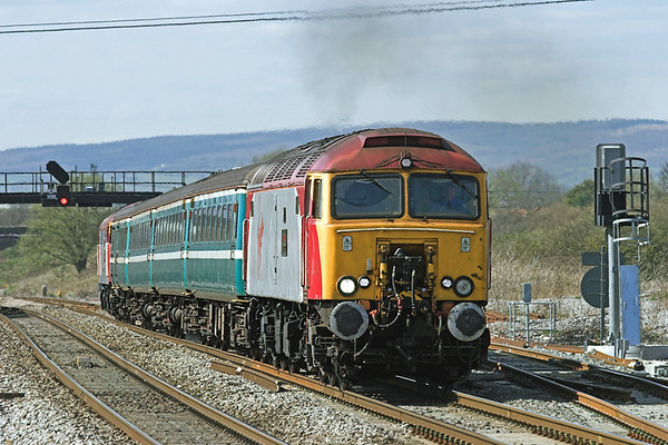 8th April 2010: Severn Tunnel Junction and Pilning
