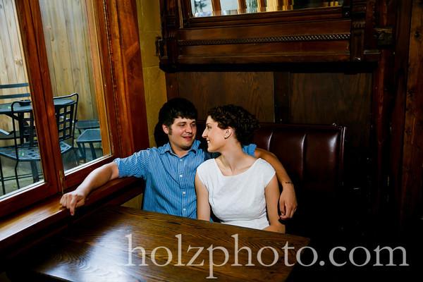 Liz & Jeremy Color Photos