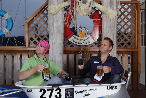 VIT Dinghy Dock Pub Photo Booth