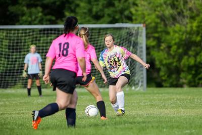 2014 Girls Summer Soccer