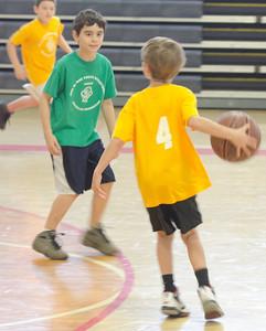 Yellow Team 3 & 4 graders