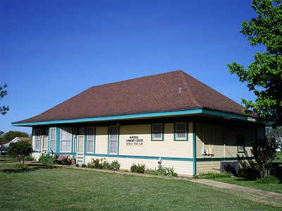 Texas Train Depots
