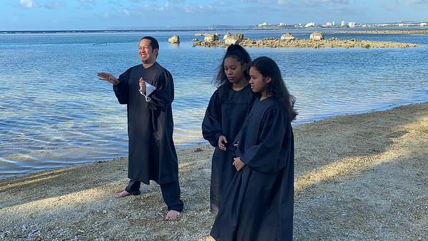 2020-05-23 Baptism