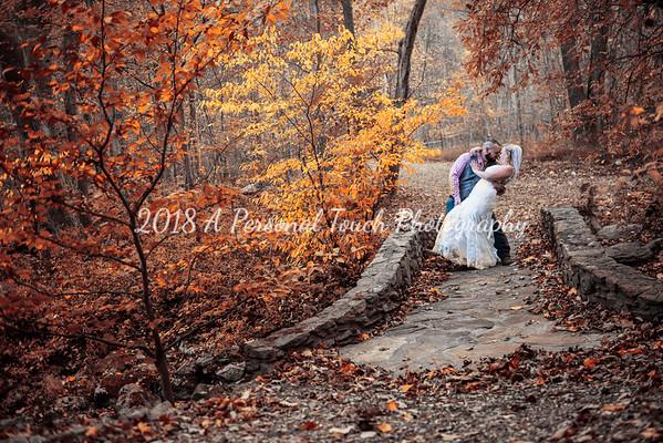 Brittney and Bryan's wedding
