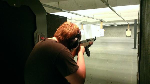 8-19-2013 Shooting