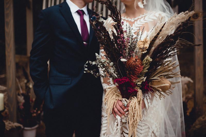 Requiem Images - Luxury Boho Winter Mountain Intimate Wedding - Seven Springs - Laurel Highlands - Blake Holly -1192.jpg