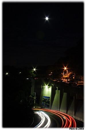 20050625 烘爐地夜色