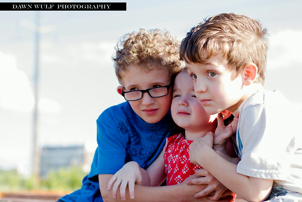 Tyler, Joey and Cami | Kids