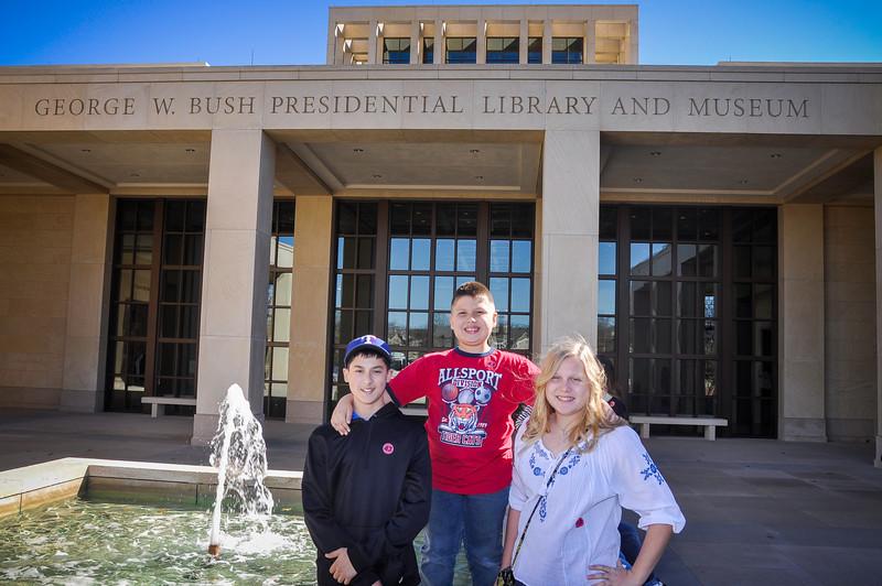2014-03-12 George W Bush Library 001.jpg