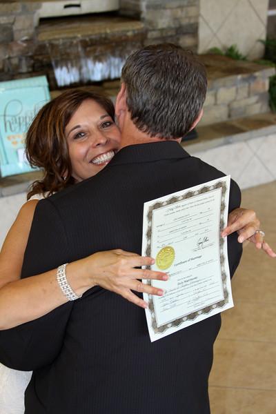 Jim and Lori Napier Wedding --6-14-15