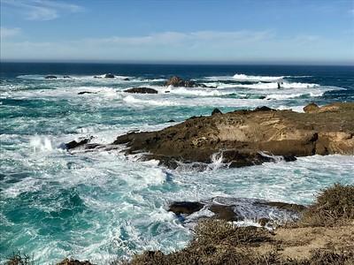 Point Lobos and Carmel Beach
