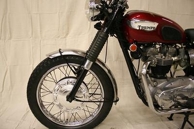 1968 Triumph T120R (Matteson)  sold LV