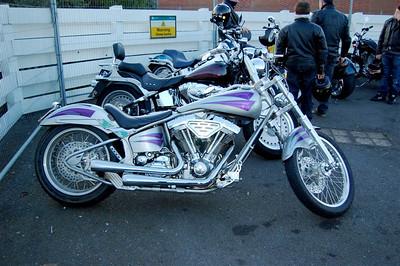 London Int Custom Bike Show, 25-27 Apr