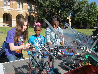 2012 Sally Ride Festival Demo